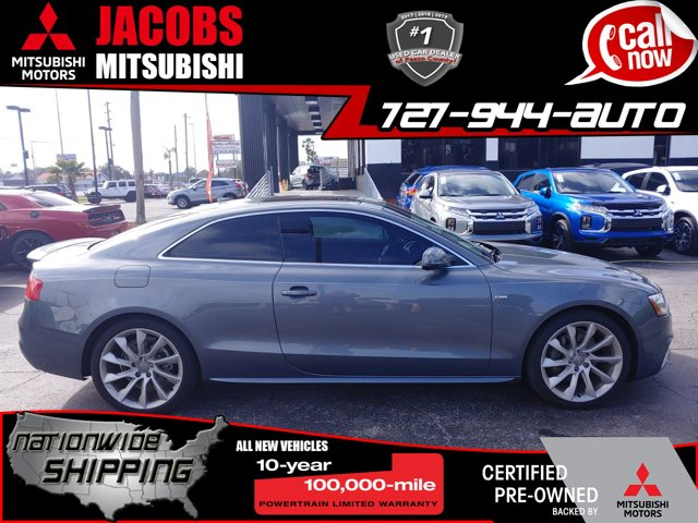 Used 2015 Audi A5 in New Port Richey, FL