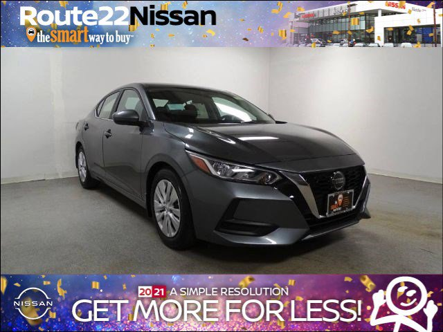 2020 Nissan Sentra S S CVT Regular Unleaded I-4 2.0 L/122 [23]
