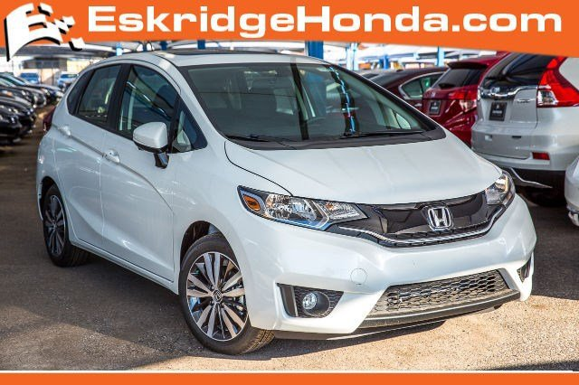 New 2017 Honda Fit in Oklahoma City, OK