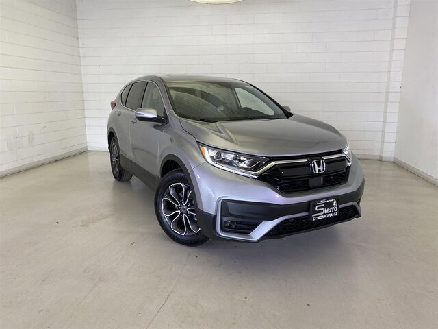 2020 Honda CR-V EX EX 2WD Intercooled Turbo Regular Unleaded I-4 1.5 L/91 [16]
