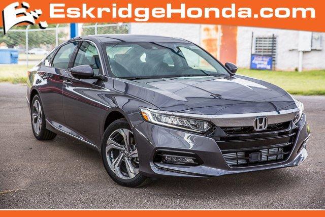 New 2019 Honda Accord Sedan in Oklahoma City, OK