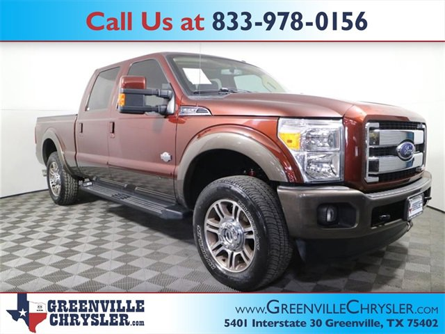 Used 2016 Ford Super Duty F-250 SRW in Greenville, TX