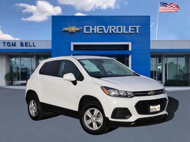 2020 Chevrolet Trax LS AWD 4dr LS Turbocharged Gas 4-Cyl 1.4L/ [5]