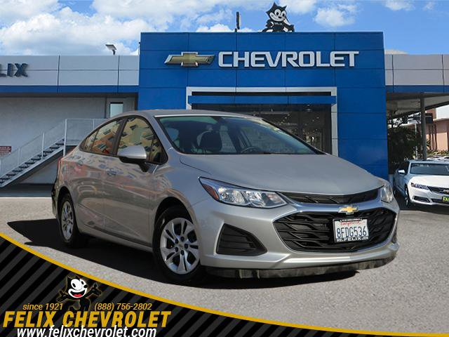 2019 Chevrolet Cruze 4dr Sdn CVT Turbocharged Gas I4 1.4L/85 [6]