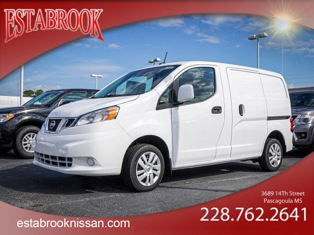 New 2020 Nissan NV200 Compact Cargo in Pascagoula, MS