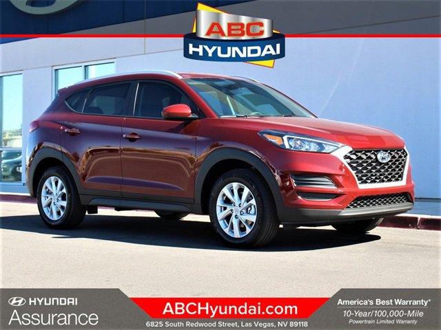 2021 Hyundai Tucson Value Value FWD Regular Unleaded I-4 2.0 L/122 [35]