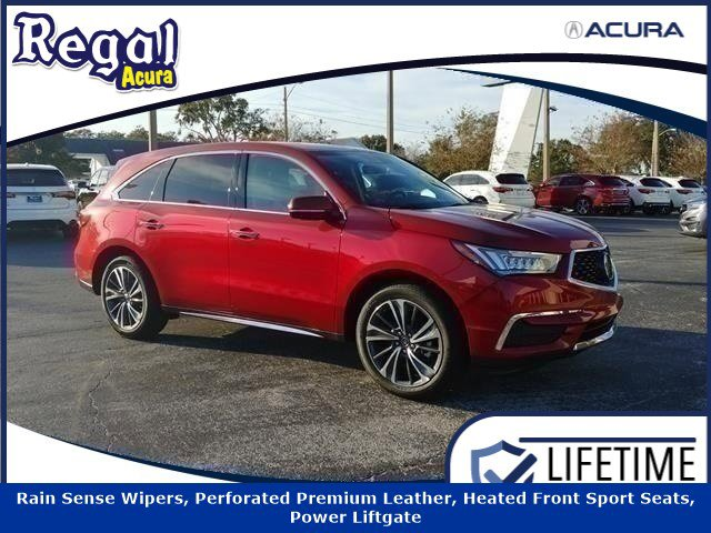 New 2019 Acura MDX in Lakeland, FL