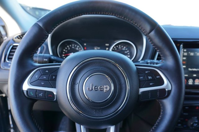 Used 2019 Jeep Compass Limited FWD