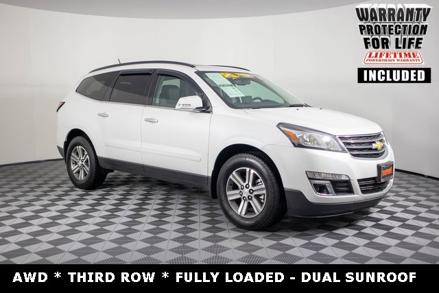 Used 2017 Chevrolet Traverse in Sumner, WA