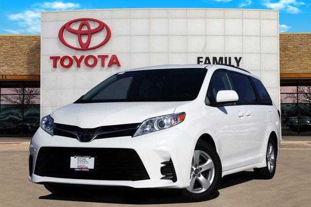 CPO 2019 Toyota Sienna in Arlington, TX