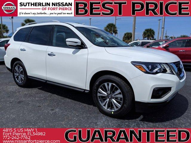 New 2019 Nissan Pathfinder in Fort Pierce, FL
