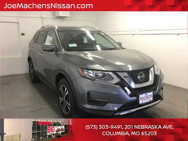 New 2020 Nissan Rogue in Columbia, MO