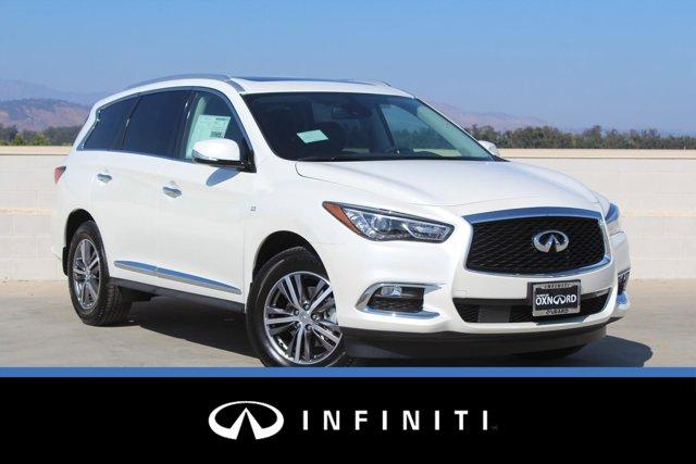 2020 INFINITI QX60 LUXE LUXE FWD Premium Unleaded V-6 3.5 L/213 [8]