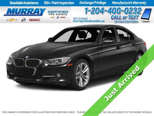 2015 BMW 3 Series 328i xDrive  Intercooled Turbo Premium Unleaded I-4 2.0 L/122 [19]