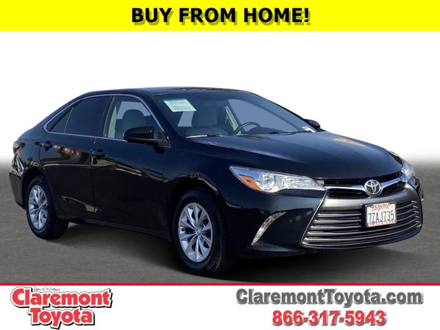 2017 Toyota Camry LE LE Auto Regular Unleaded I-4 2.5 L/152 [1]