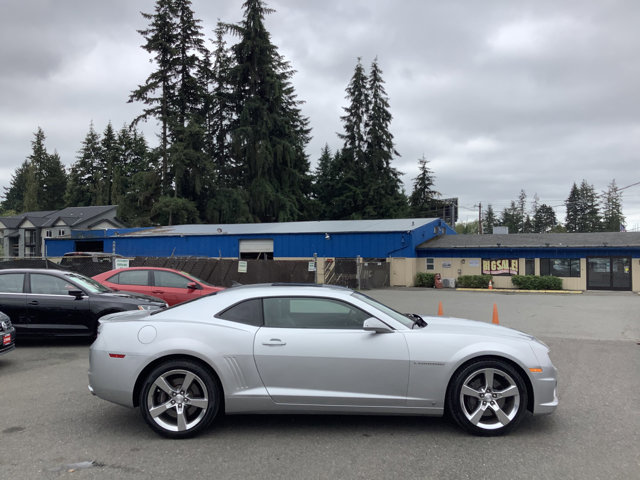 Used 2010 Chevrolet Camaro 2dr Cpe 2SS