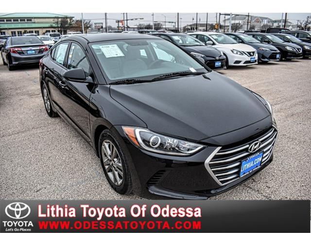Used 2018 Hyundai Elantra in Odessa, TX