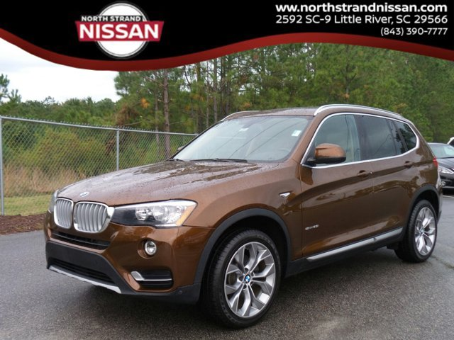 Used 2017 BMW X3 in Little River, SC