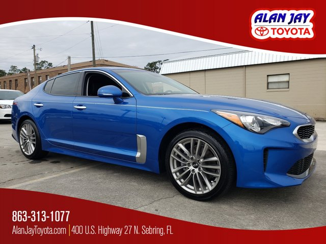Used 2018 KIA Stinger in Sebring, FL
