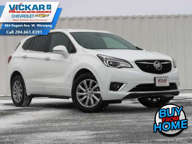2020 Buick Envision Essence AWD 4dr Essence Gas I4 2.5L/- TBD – [4]