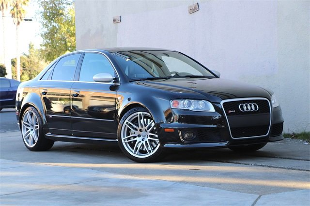 Used 2007 Audi RS 4 in , CA