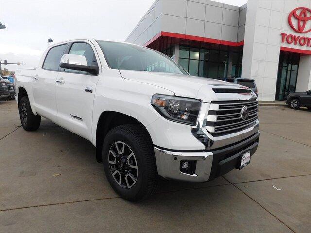 New 2020 Toyota Tundra in Laramie, WY