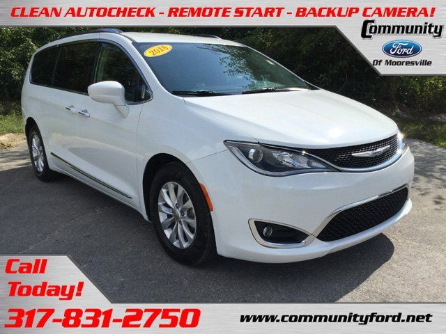 Used 2018 Chrysler Pacifica in Bloomington, IN