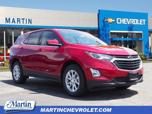 2020 Chevrolet Equinox LT FWD 4dr LT w/1LT Turbocharged Gas I4 1.5L/92 [2]
