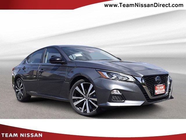 2020 Nissan Altima 2.5 SR 2.5 SR Sedan Regular Unleaded I-4 2.5 L/152 [0]