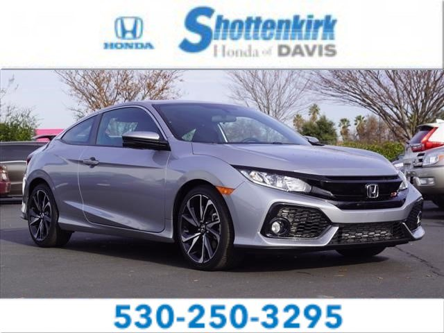 Used 2018 Honda Civic Si Coupe in Davis, CA