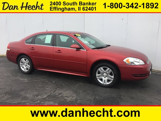 Used 2014 Chevrolet Impala Limited in Effingham, IL