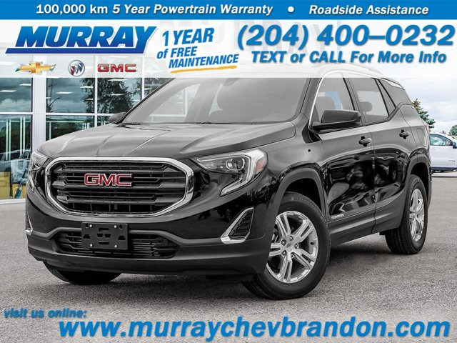 2021 GMC Terrain SLE AWD 4dr SLE Turbocharged Gas/E15 I4 1.5L/92 [7]