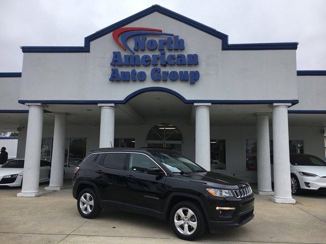 Used 2019 Jeep Compass in Gonzales & Baton Rouge, LA