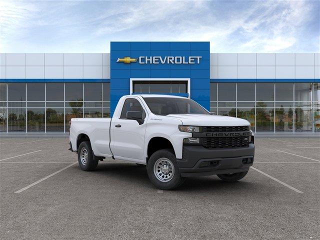 New 2020 Chevrolet Silverado 1500 in Greensburg, PA