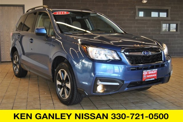 Used 2018 Subaru Forester in Medina, OH