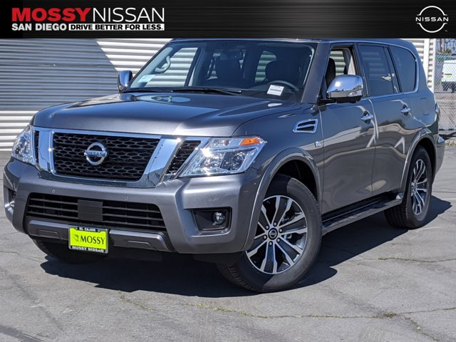 2020 Nissan Armada SL 4X2 4x2 SL Regular Unleaded V-8 5.6 L/339 [3]