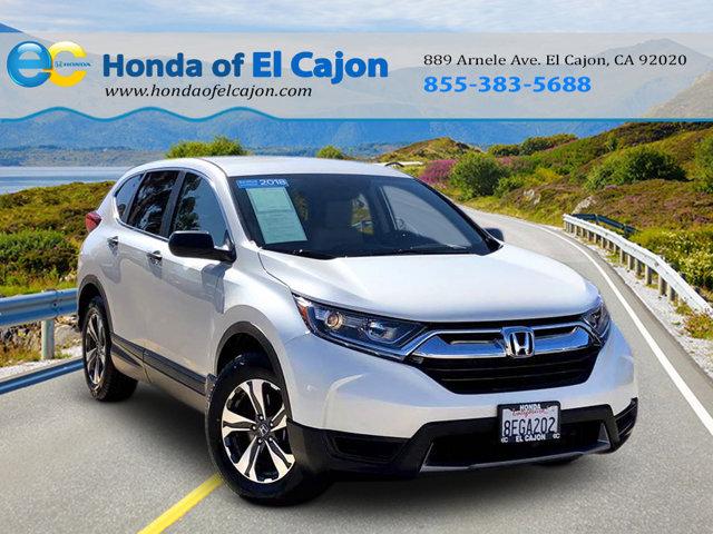 Used 2018 Honda CR-V in El Cajon, CA