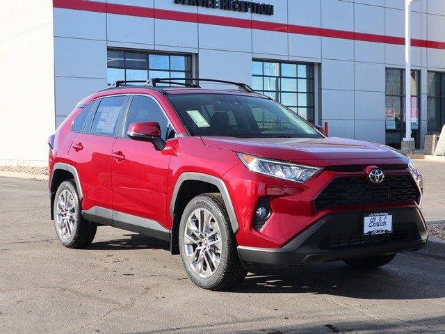 New 2020 Toyota RAV4 in Laramie, WY
