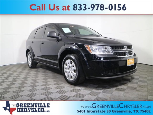 Used 2015 Dodge Journey in Greenville, TX