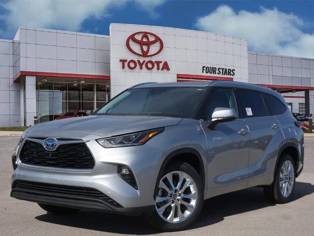 2021 Toyota Highlander Hybrid Hybrid Limited