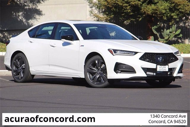 New 2021 Acura TLX in , CA