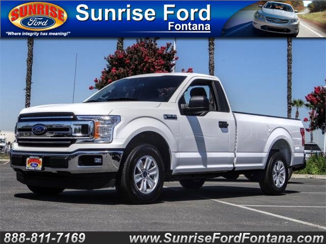 2019 Ford F-150 2WD Reg Cab 8′ Box Regular Unleaded V-6 3.3 L/204 [3]