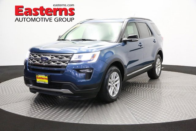 2018 Ford Explorer for sale 121745 0