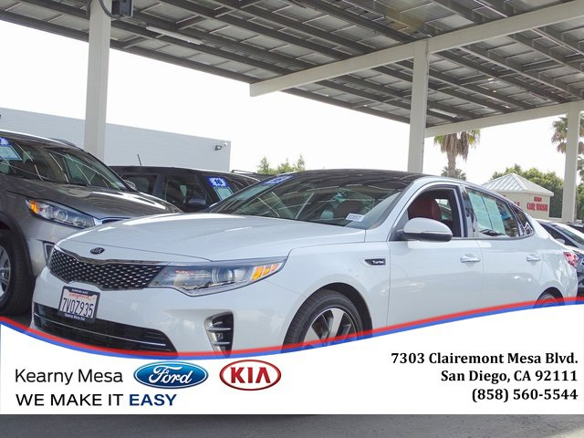 Used 2016 KIA Optima in San Diego, CA