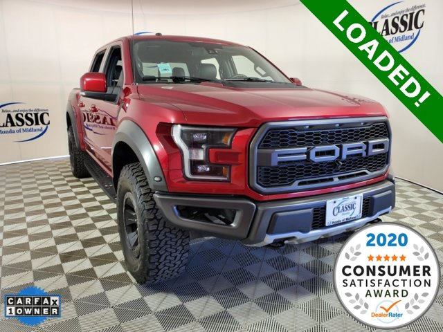 Used 2018 Ford F-150 in Midland, TX