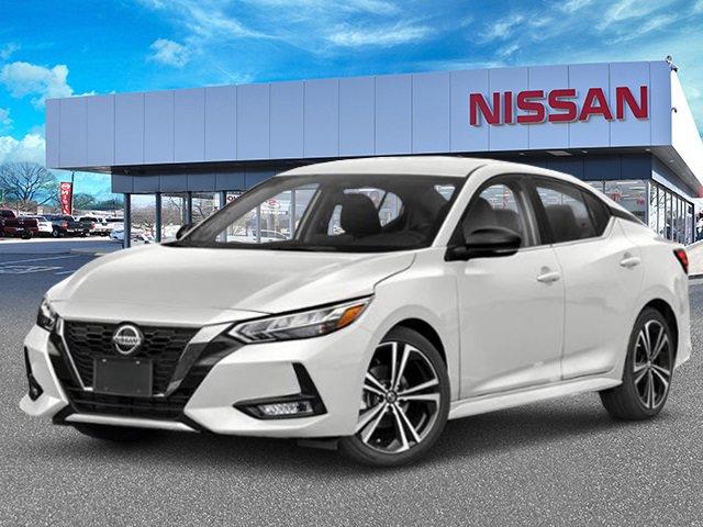 2020 Nissan Sentra SR SR CVT Regular Unleaded I-4 2.0 L/122 [10]