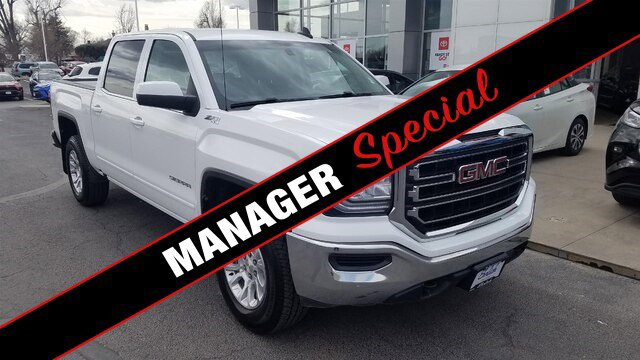 Used 2018 GMC Sierra 1500 in Laramie, WY