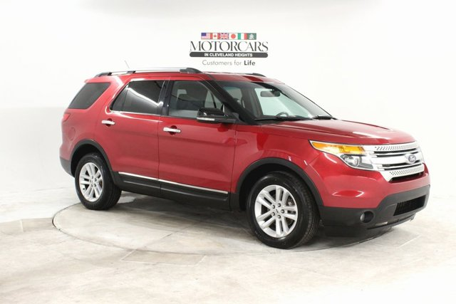 Used 2012 Ford Explorer in Cleveland, OH