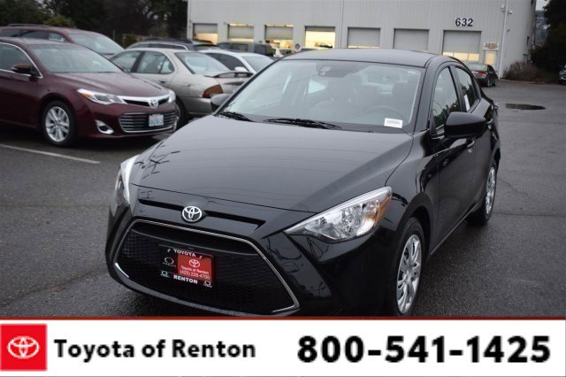 New 2020 Toyota Yaris Sedan in Renton, WA