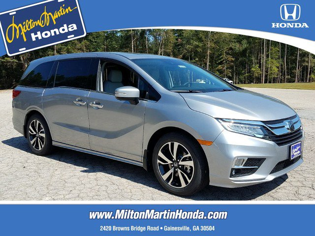 New 2018 Honda Odyssey in Gainesville, GA